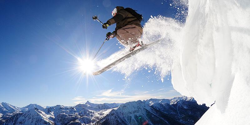 Ski serre-chevalier montgenevre la grave