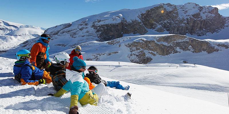 Ski SuperDévoluy La Joue du Loup