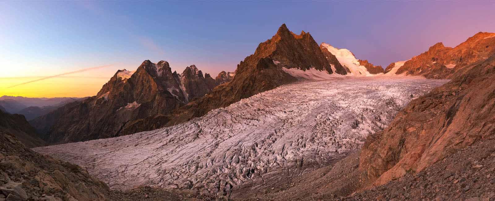 Glacier blanc - Ailefroide