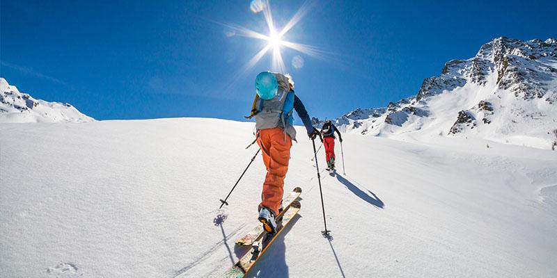 Ski de randonnée - Pays des Ecrins