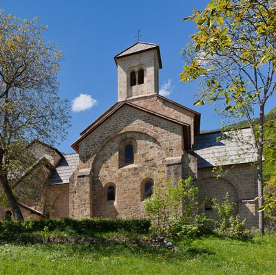 Abbaye de Boscodon Serre-Ponçon