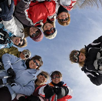 Ski en famille station de ski