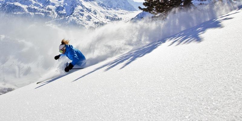 Stations de ski des Hautes-Alpes
