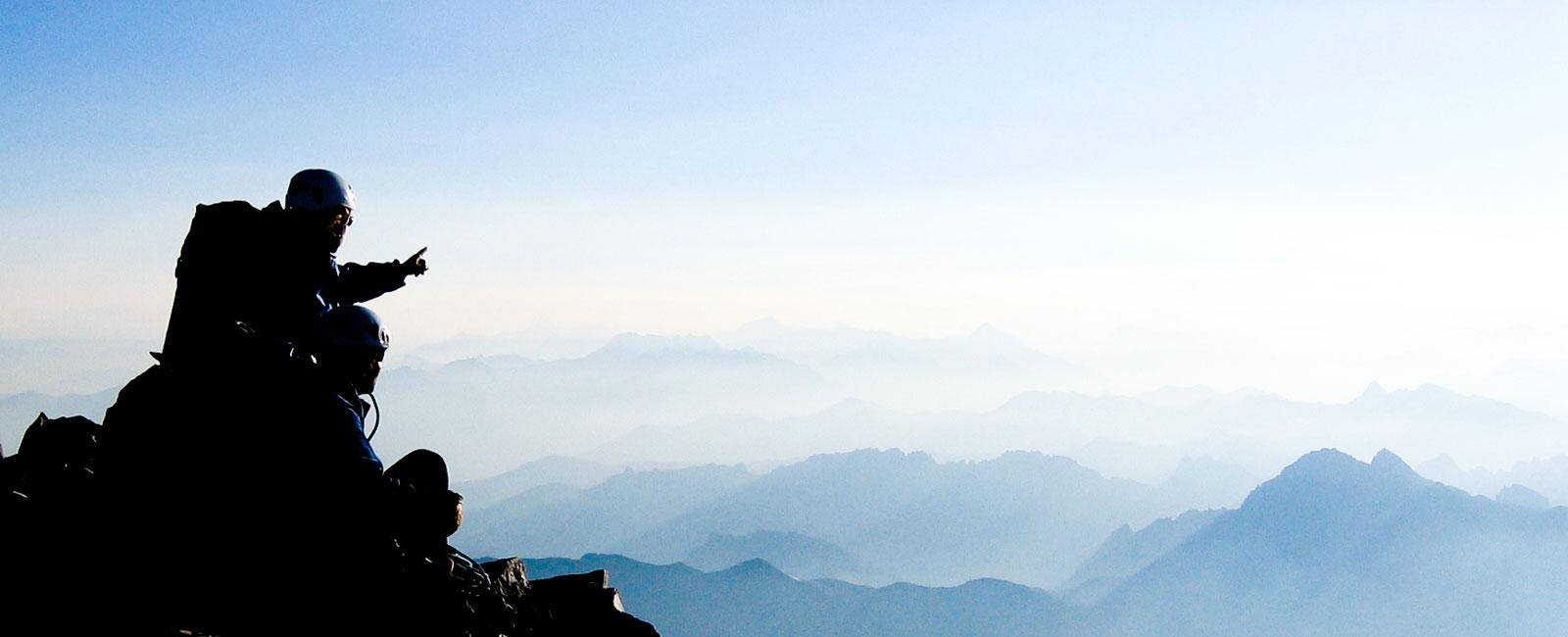 Alpinisme et escalade dans les Hautes-Alpes
