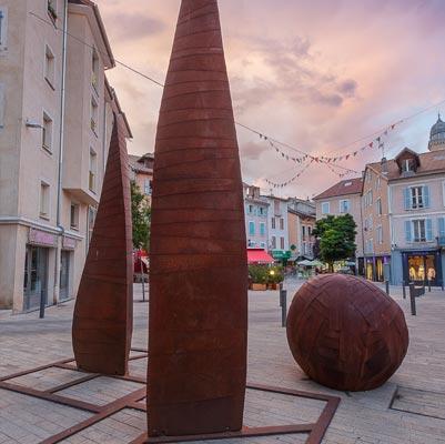 Sculpture Exposition Peinture Art Histoire Hautes-Alpes