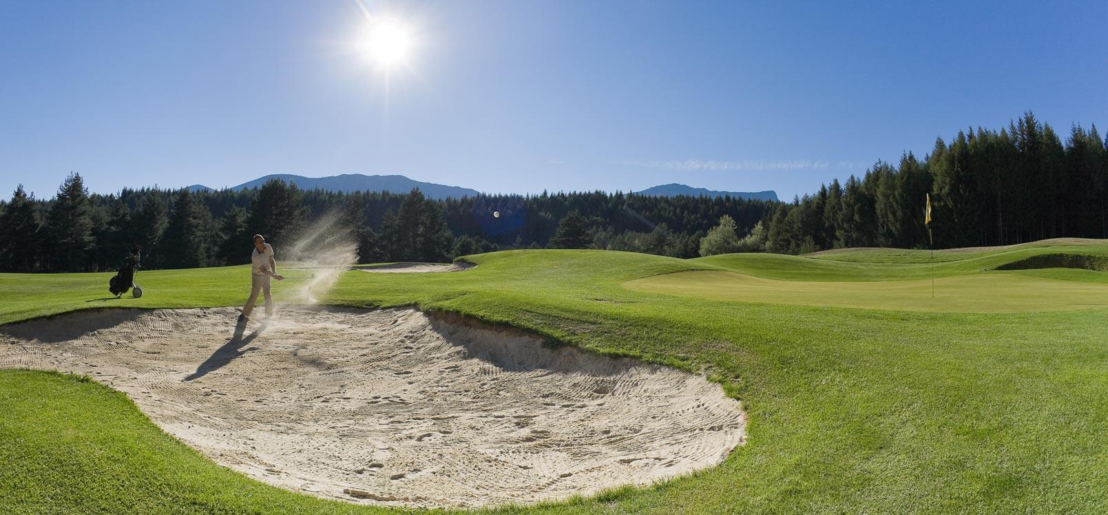 Golfs Gap-Bayard Montgenèvre