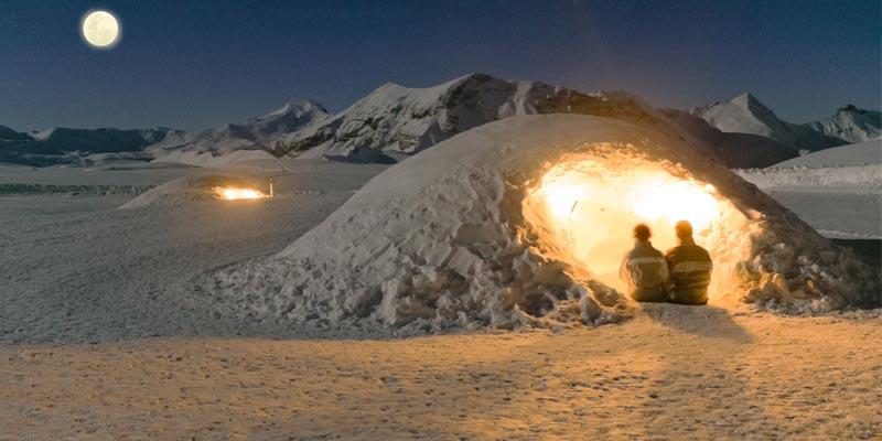 Activités nordiques Hautes-Alpes