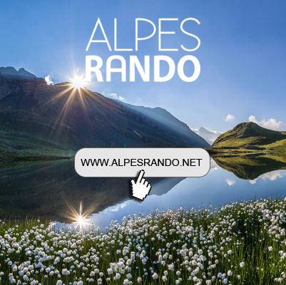 ALPESRANDO - Les randonnées dans les Hautes-Alpes
