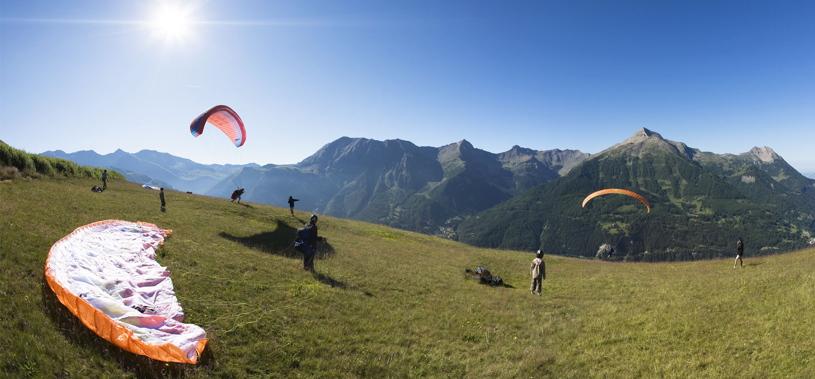 Vol Libre Parapente Hautes-Alpes