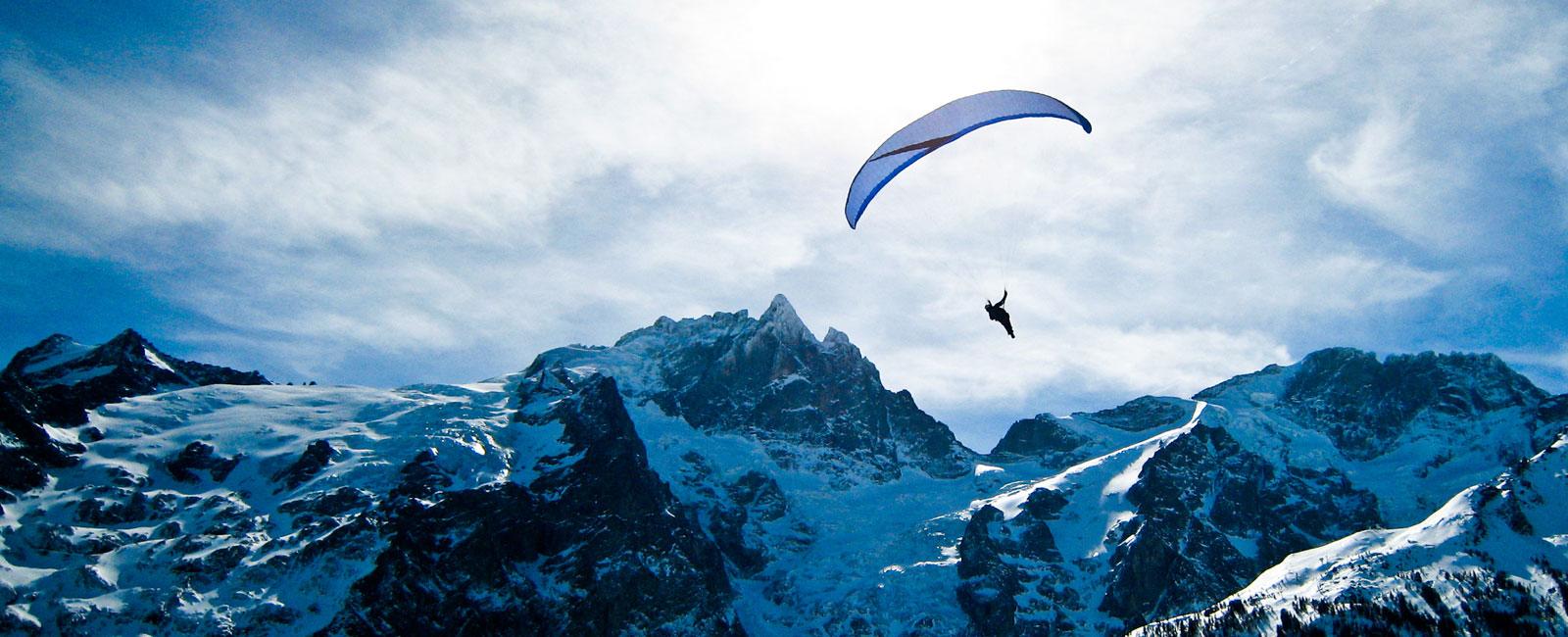 Parapente spot Hautes-Alpes