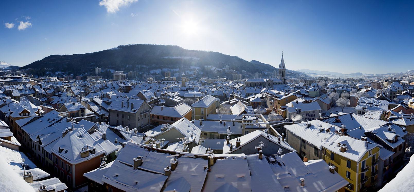 Gap capitale des Hautes-Alpes