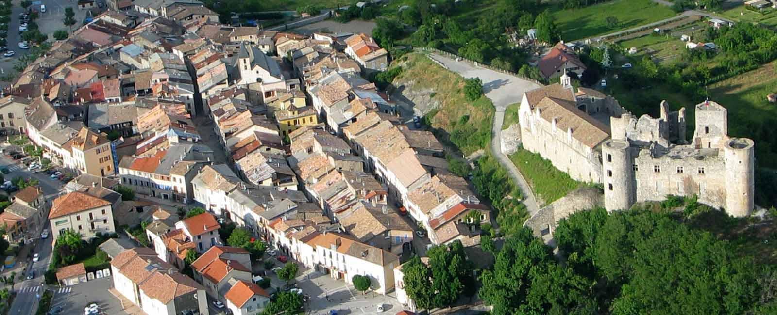 Chateau de Tallard
