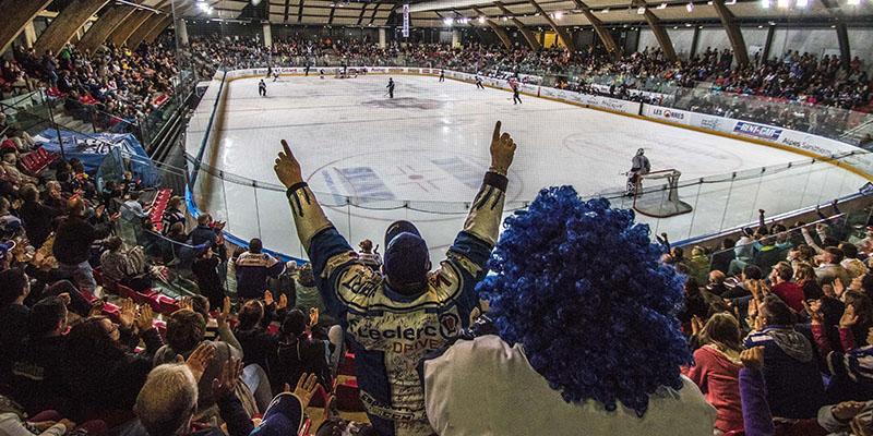 Gap - hockey sur glace - Les rapaces