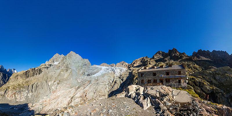 Alpinisme et refuge dans les Hautes-Alpes