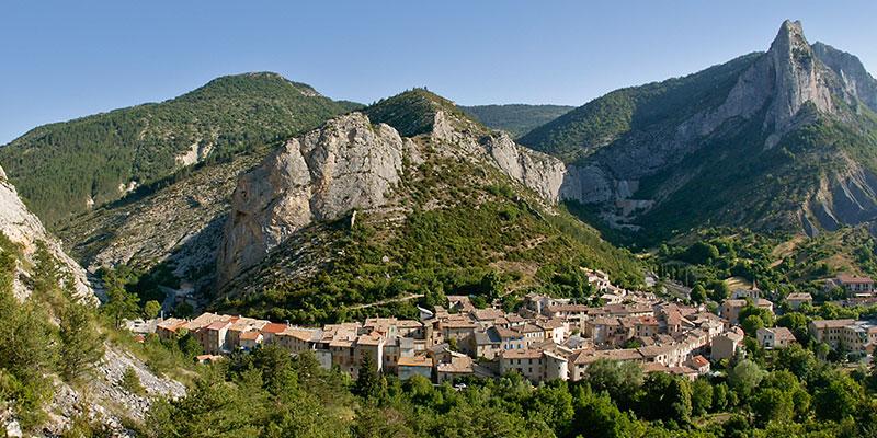 Baronnies provençales - Hautes-Alpes