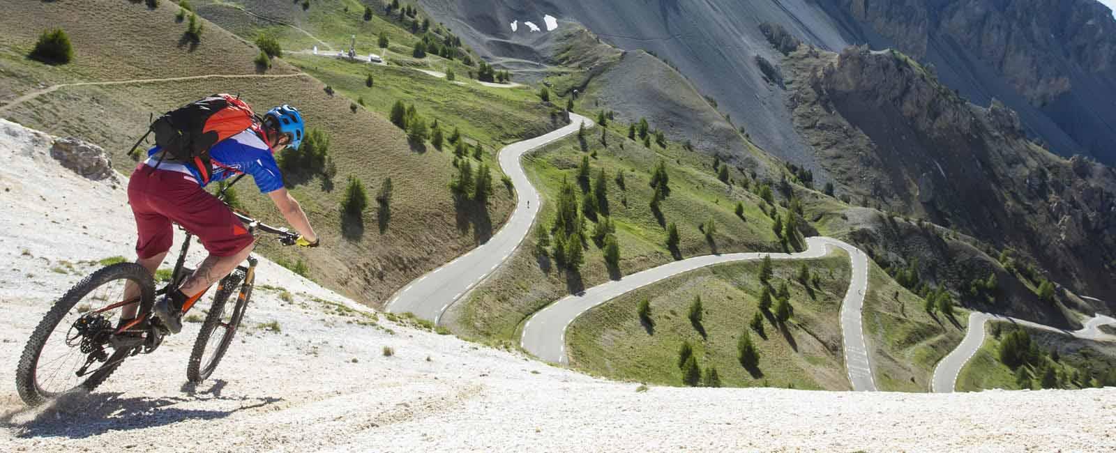 vtt - cyclo - cyclotourisme Hautes-alpes