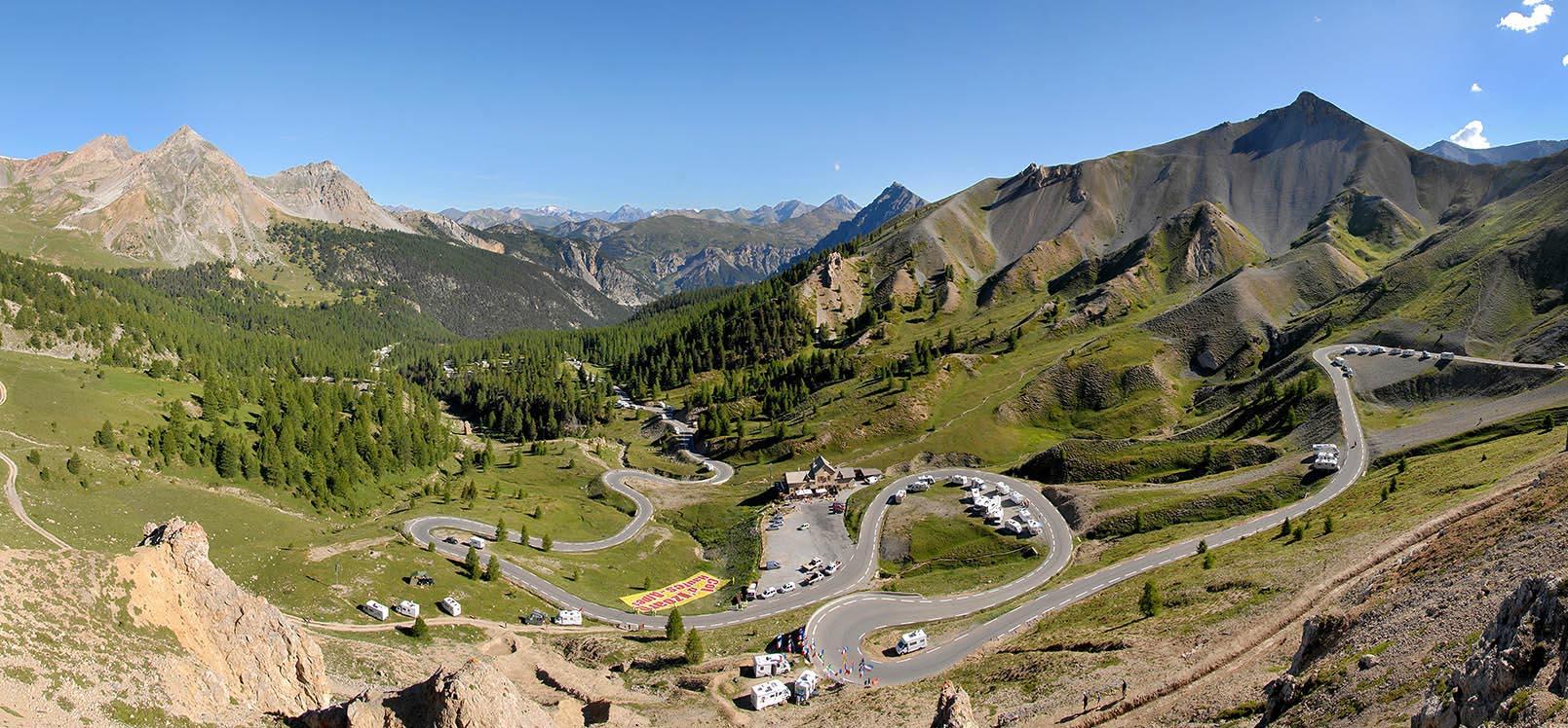 Route des grandes alpes grands cols hautes alpes - Office tourisme montgenevre hautes alpes ...