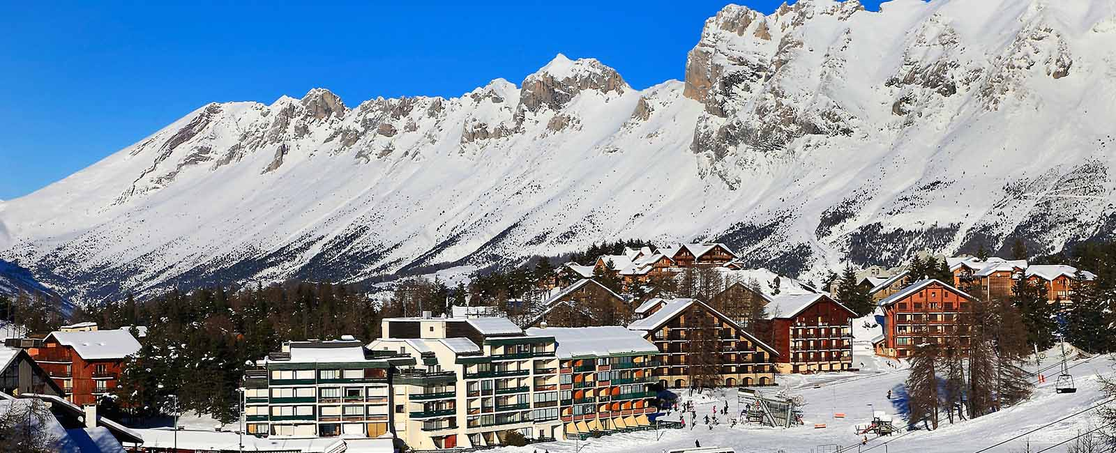 Ski dans le Dévoluy Hautes-Alpes