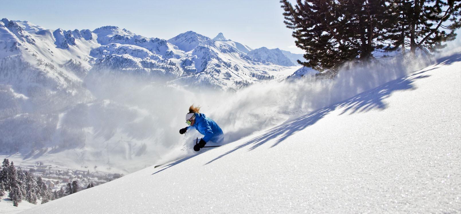 Montgenèvre Hautes-Alpes