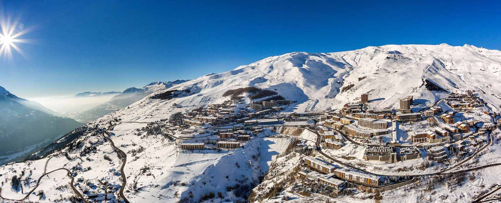 Station de ski Orcières Merlette
