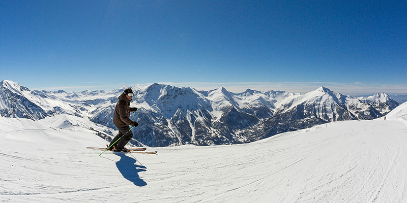 Ski Orcières Merlette station de ski