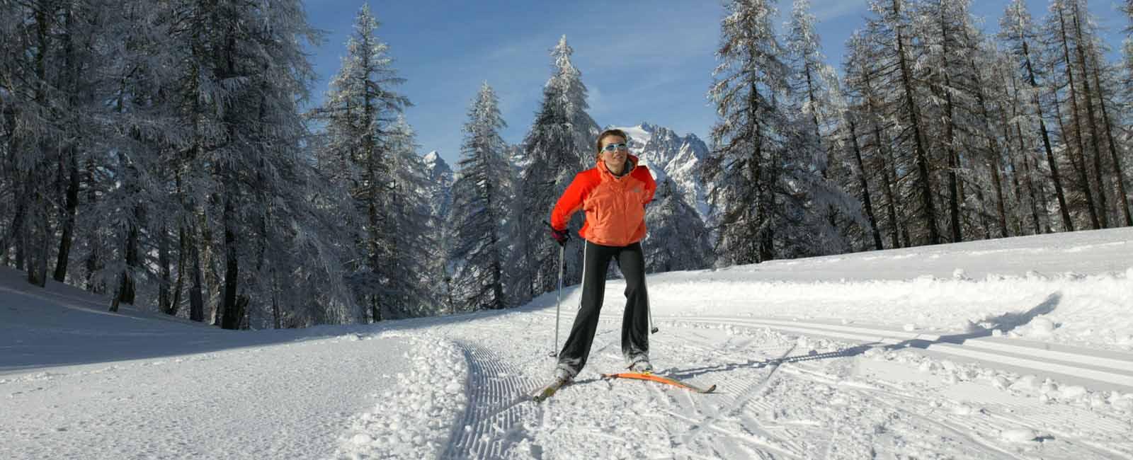 Ski de fond - Ski nordique Hautes-Alpes