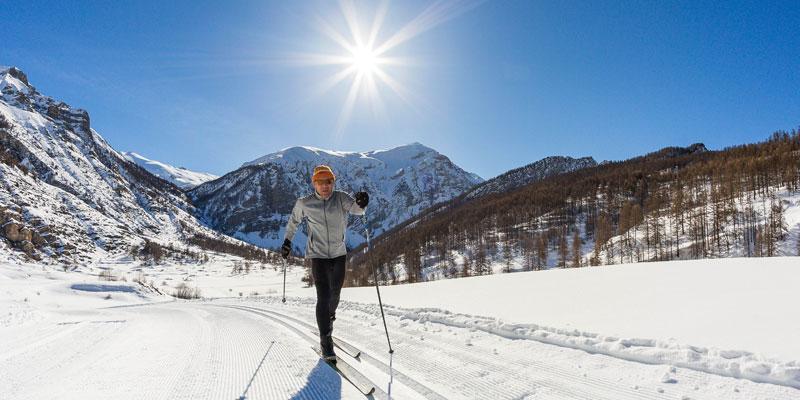 Ski nordique Hautes-Alpes
