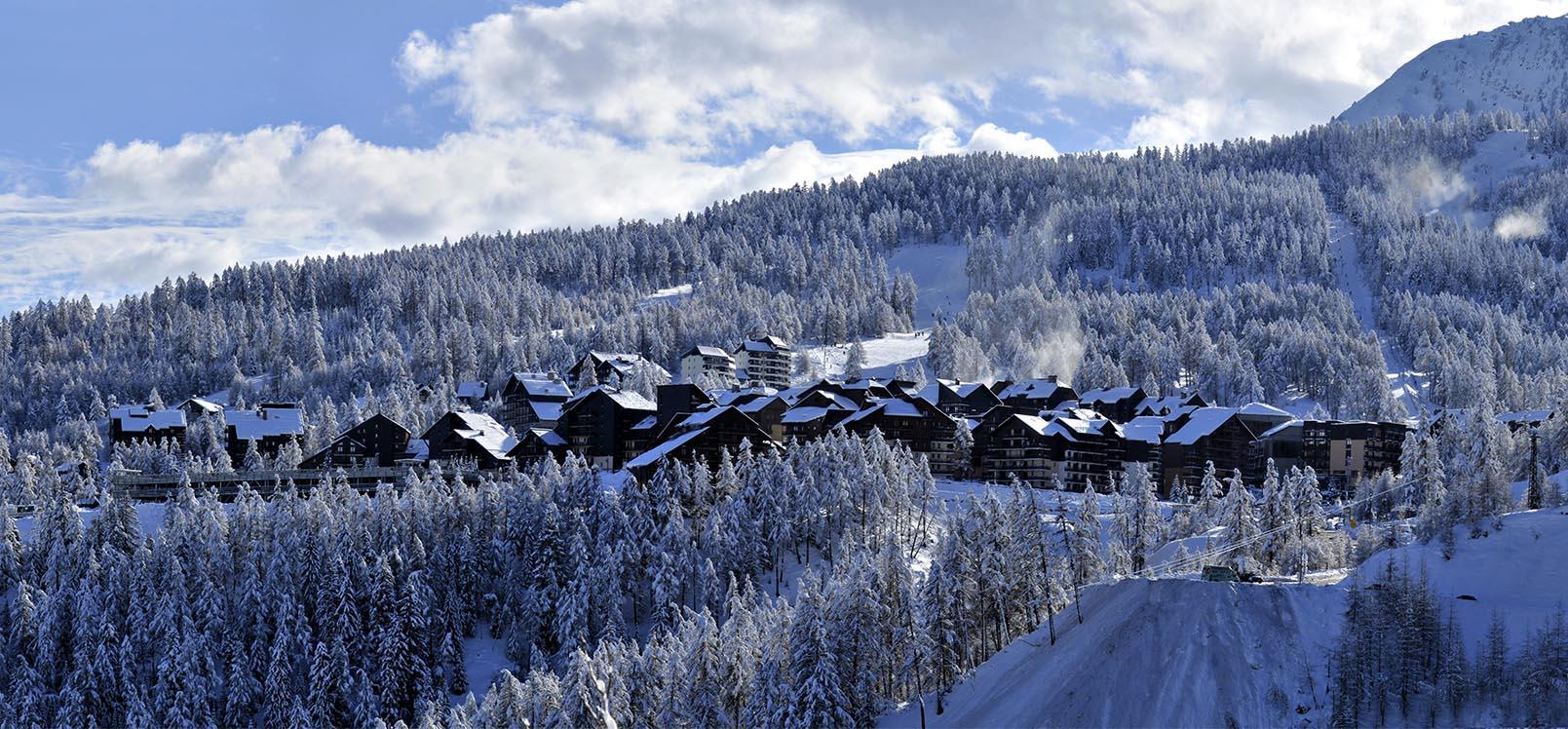 Vars Risoul Hautes-Alpes