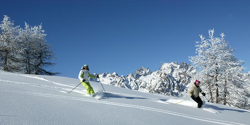 station de ski Pelvoux-Vallouise