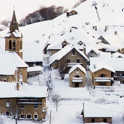 Station village Chazelet Villar d'Arène