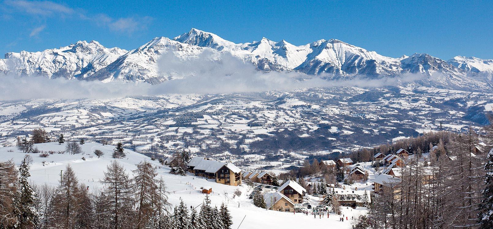 Stations villages du Champsaur Hautes-Alpes