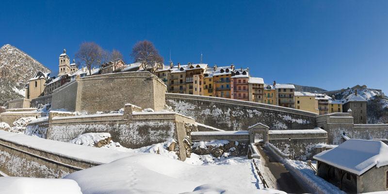 Briançon Unesco Vauban