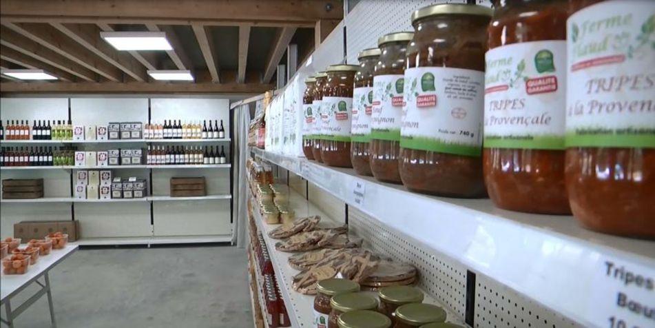 Un nouveau lieu pour commercialiser les produits locaux