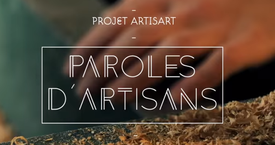 Paroles d'artisans des Hautes-Alpes