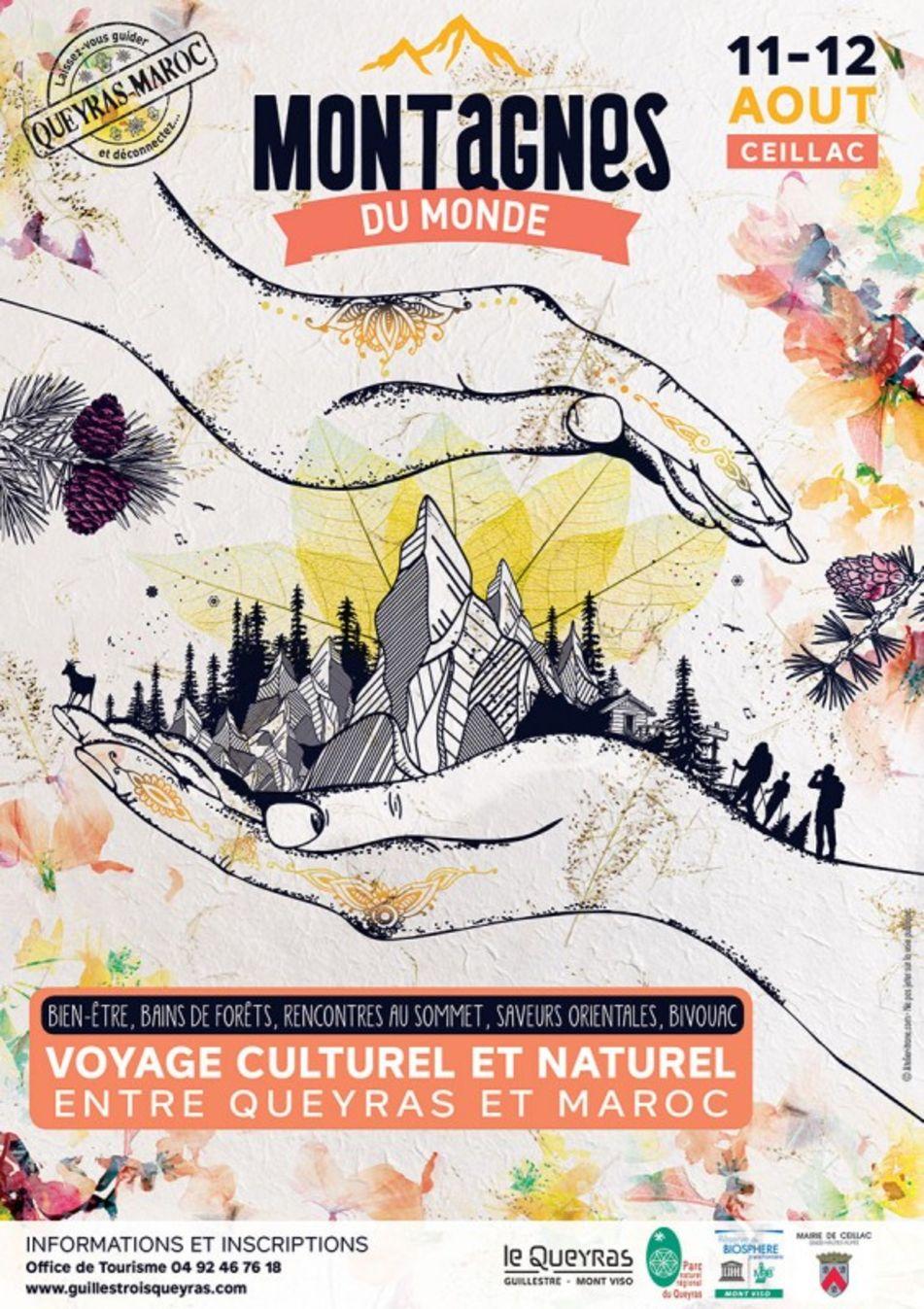 """""""Montagnes du Monde"""", un voyage culturel et naturel à Ceillac en Queyras"""