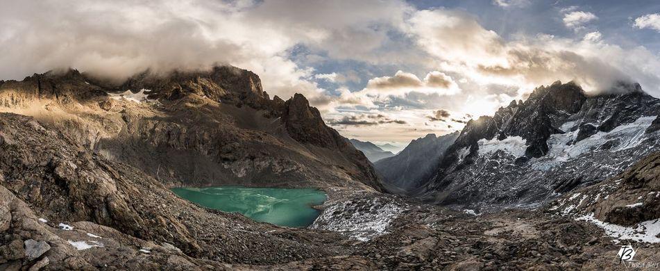 Le lac du Pavé