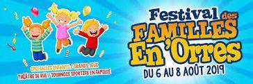 festival des familles en'Orres
