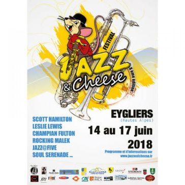 Le Festival Jazz and Cheese du 14 au 17 juin